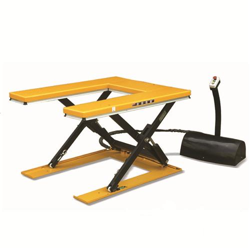 """U"" Low Lift Table"