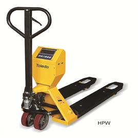 Pallet Truck with Scale