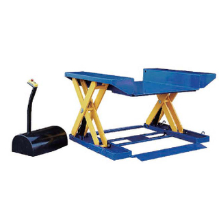 Low Profile Lift Table HX Series